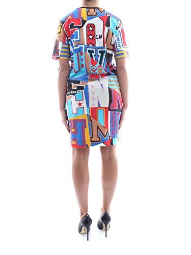 Robe M 00 W A02 5 Fantasy Love Femme Moschino 4009 XwqC00Sx