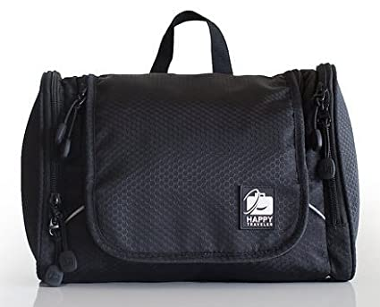 Amazon.com  Hanging Toiletry Bag with Suction Cup 027e975768440