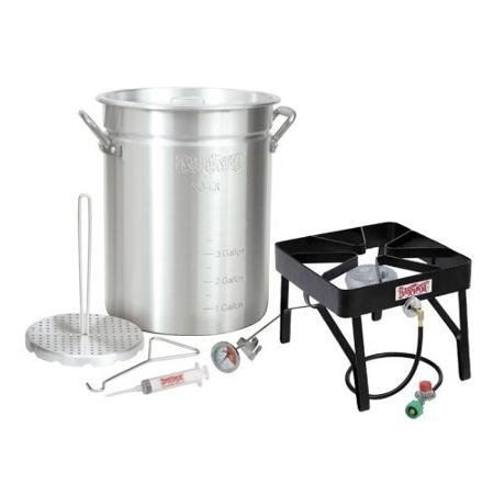 Bayou Classic Outdoor Turkey Fryer Kit - 30 qt. by BLOSSOMZ