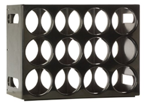 Le Cellier Wine Rack, Black by Le Cellier