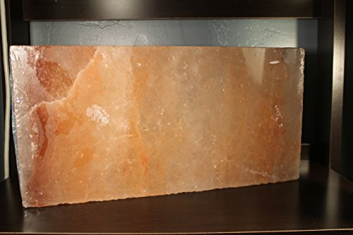 Himalayan Salt Cooking/Cutting Block Used For A Cutting Board, Sushi Rolling, Chilling, Serving, Searing, Grilling & Cooking
