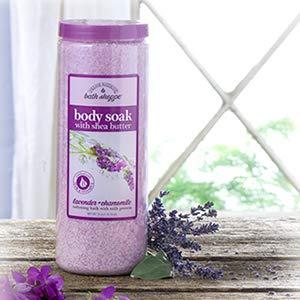 Village Naturals Bath Shoppe, Body Soak, Lavender and Chamomile, 31 oz, Pack of 2