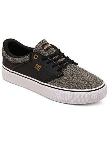 DC Damen Mikey Taylor VULC Se Sneakers black dark used