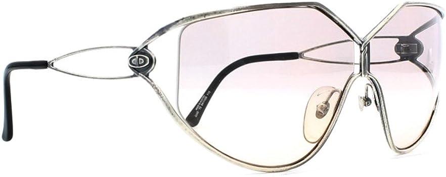 Amazon.com: Christian Dior 2345 70 auténticos de plata las ...