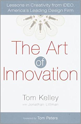 Amazon the art of innovation lessons in creativity from ideo the art of innovation lessons in creativity from ideo americas leading design firm 1st edition kindle edition fandeluxe Gallery
