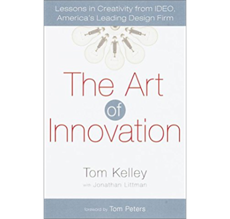 Amazon Com The Art Of Innovation Lessons In Creativity From Ideo America S Leading Design Firm Ebook Kelley Thomas Jonathan Littman Tom Peters Kindle Store