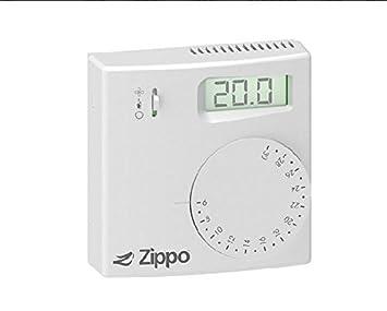 Termostato de ambiente electrónico para ...