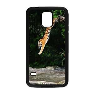 JenneySt Phone CaseAnimal Tiger For Samsung Galaxy S5 -CASE-17