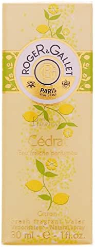Roger & Gallet Women's Eau Cedrat 30Ml