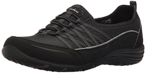 Image of Skechers Sport Women's Unity Go Big Fashion Sneaker,Black,8.5 M US