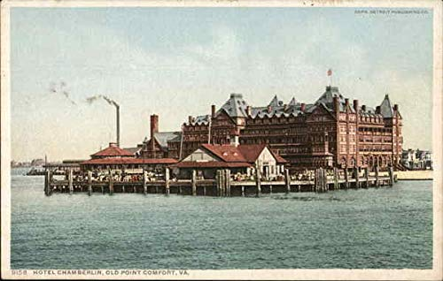 Hotel Chamberlin Old Point Comfort, Virginia Original Vintage ()
