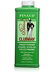 Clubman Pinaud White Powder, 9 oz