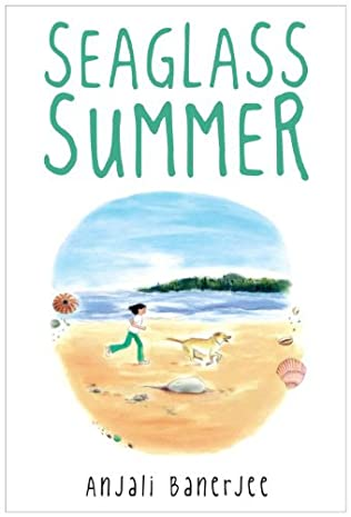 book cover of Seaglass Summer