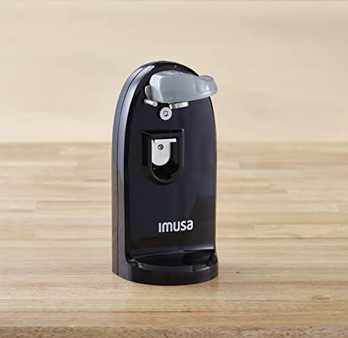 IMUSA USA USA - Abrelatas eléctrico con abridor de botellas y ...