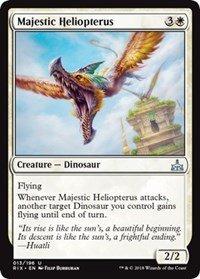 (Majestic Heliopterus - Rivals of Ixalan)