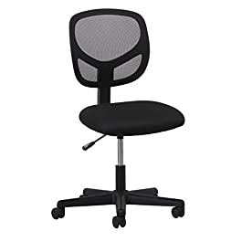 OFM Essentials Mid Back Mesh Task Chair