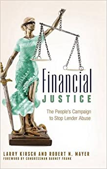 GO Downloads Financial Justice: The People's Campaign to Stop Lender Abuse by Larry Kirsch