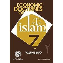 Economic Doctrines of Islam: Volume 2