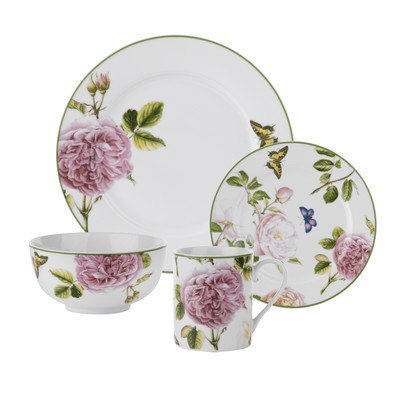 Vintage Dinnerware China Set