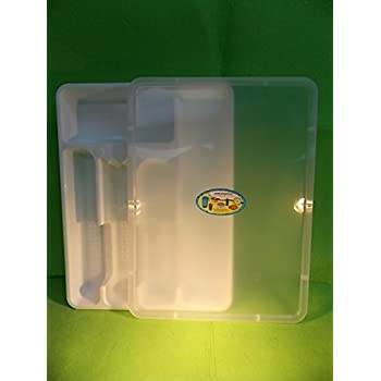 Amazon Com Cutlery Drawer Tray With Cover Keep Dust Away