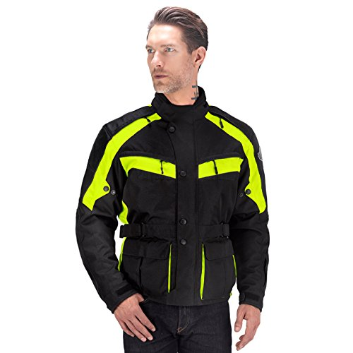 Motorcycle Touring Jackets For Men - 9