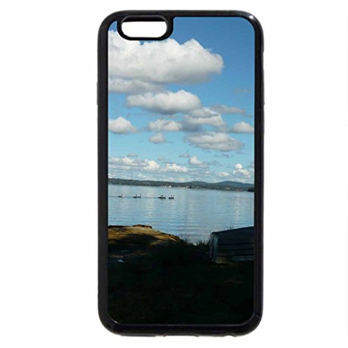 iPhone 6S / iPhone 6 Case (Black) Shapes n Shadows