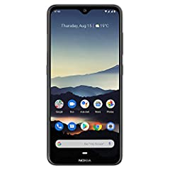 Unleash your creativity with Nokia 7 2 Capture incredible photos watch all your videos in HDR and go without charging for up to 2 days Plus it all runs smoothly on Android 9 Pie software – so just when you think it's at its best It just keeps...