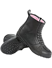 Women's Trixie Boots (Black, Size 8)