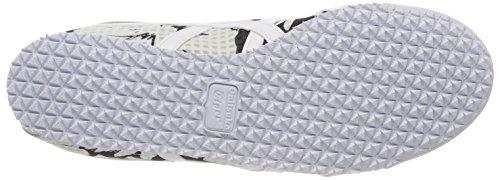 Asics Damen Onitsuka Tiger Mexico 66 Sneaker Weiß (bianco / Bianco 0101)