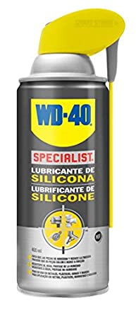 Lubricante de silicona - WD-40 Specialist - Spray 400ml: Amazon.es ...
