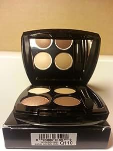 Avon True Color Eyeshadow Quad Mocha Latte 4 shadows