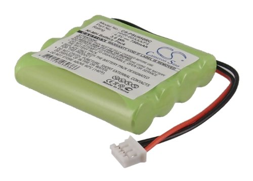 VINTRONS Standard Replacement Battery 750mAh for Philips BCRU950, Pronto RU950, Remote Control 8100 Standard Replacement Battery