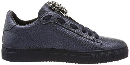 Donna da Sneaker Stokton Basse Ginnastica Blu Scarpe qzXwwZWH