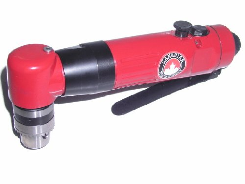 Canadian Tool and Supply 3/8-Inch Reversible Air Angle Drill (RAAD-38)