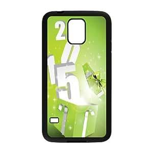 SamSung Galaxy S5 G9006V Christmas Phone Back Case DIY Art Print Design Hard Shell Protection AQ065865