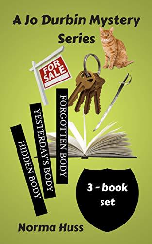 A Jo Durbin Mystery Series (Jo Durbin Mysteries Book 3) by [Huss, Norma]