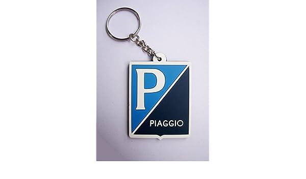 keychains- Piaggio - Color Azul - Vespa - Italia - Moto ...