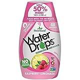 SweetLeaf Waterdrops Natural Stevia Water Enhancer, Raspberry Lemonade, 48 milliliters
