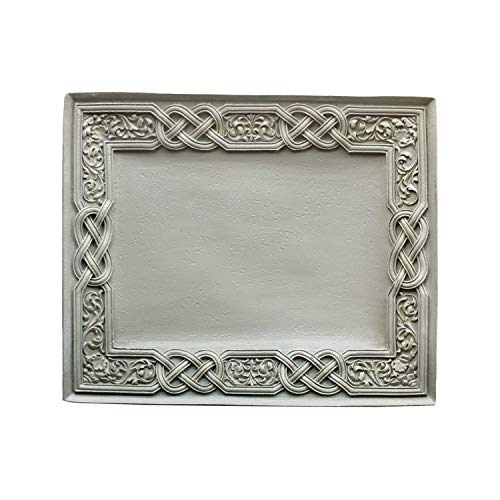 Alexa's Angels Decorative Resin Tray with Celtic Knotwork, ()