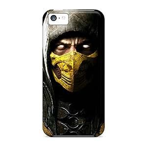 Cute High Quality Iphone 5c Mortal Kombat X Game Case by icecream design