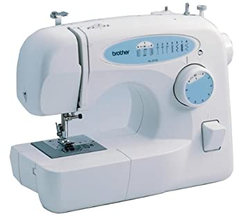 Brother XL-2120 - Máquina de coser (Blanco, Costura, Paso 4): Amazon.es: Hogar