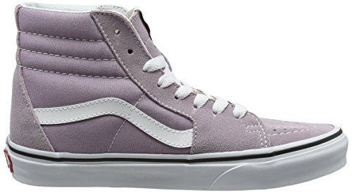 Fog White Vans Rose Mixte Sk8 Sneakers Adulte hi sea Hautes true qrU8qwv