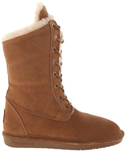 Bearpaw Womens Karen 11 Boot Brown