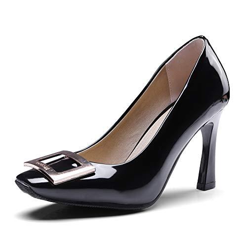 MMS06233 Compensées EU Sandales 1TO9 36 5 Noir Femme Noir Sd1Awq