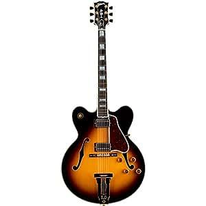 gibson custom shop hslcdcvsgh1 l5 double cut hollow body electric guitar vintage. Black Bedroom Furniture Sets. Home Design Ideas