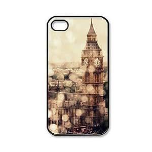 Generic London Big Ben Pattern Laser Technology Cell Phone Cases for iPhone 6 (4.7 Inch Screen) wangjiang maoyi