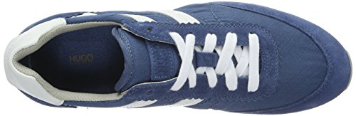 01 Bleu Sneakers 430 Adreny Femme Blue Basses s Hugo Bright 10191482 TwqFCtxFSO