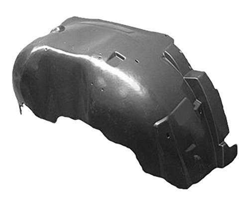 OE Replacement GMC Sierra Front Driver Side Fender Inner Panel (Partslink Number GM1248200) Unknown