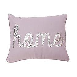Sequin Pattern Sofa Cushion
