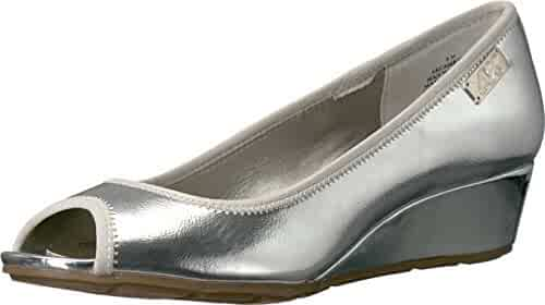 AK Anne Klein Sport Women's Camrynne Synthetic